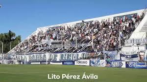 Deportivo Merlo 2 Arg Quilmes 3 a pesar de la derrota la hinchada del Depo  no deja de alentar ⚪💙⚪ - YouTube