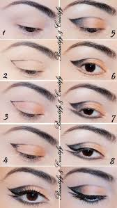 we all have to admit that cat eye makeup is really being por with its amazing look it has many styles and we can wear it for many occasions