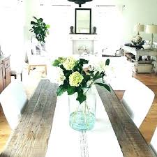 centerpiece for round glass dining table ideas everyday centerpieces square tables beach or room kitchen center