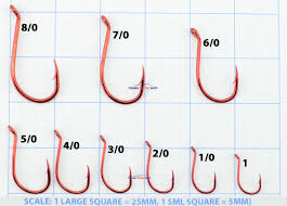 Details About Mustad Big Red Fishing Hooks Value Box