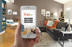 Paint Room App Innovation 4 Home Depot Focuses On Color With A New