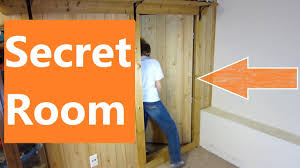 secret room in my house