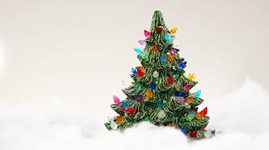 Aldi Light Up Christmas Pictures Aldi Is Selling Ceramic Christmas Trees For 25 Simplemost