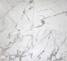 Statuary White Marble Stone Tile Decorative Materials