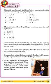 Matematika smp kelas viii 125 1. Uji Kompetensi 6 Matematika Kelas 7 Semester 2 Hal 94 Ilmusosial Id
