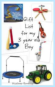 toys-001 gift ideas for my 3 year old boy - Wildflower Ramblings