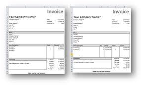 receipt template xls service invoice invoice sample xls inhoxa templates