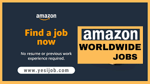 Amazon Job Vacancies: UAE, USA, UK, Canada, India, KSA, Singapore
