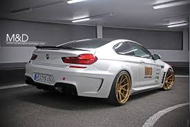 BMW Convertible how much horsepower does a bmw 650i have : BMW 6-Series Coupe by M&DTuningCult