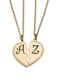 60 cute matching couple necklaces