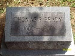 Thomas P. Brady (1880-1959) - Find A Grave Memorial