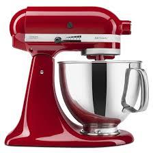 kitchenaid 4 5 qt mixer. kitchenaid ksm150pser 5-quart artisan® series stand mixer - empire red kitchenaid 4 5 qt e