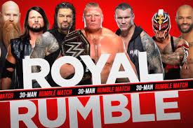 6 Favorites To Win the 2020 Men's WWE Royal Rumble - Gazette ...