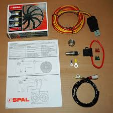 spal electric fan wiring diagram wiring diagram spal high performance cooling fans