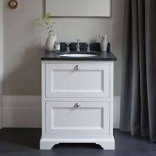 burlington freestanding 65 vanity unit with minerva worktop basin