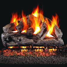 real fyre gas logs troubleshooting.  Real Peterson Real Fyre 24Inch Rugged Oak Gas Log Set With Vented Propane ANSI  Certified G46 Burner  Manual Safety Pilot  Guys Throughout Logs Troubleshooting R