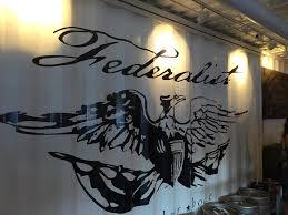 federalist public house beer garden in sacramento ca