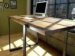 Office work desks Diy Office Work Table Tall Work Table Tall Work Tables Or Desks Custom Made Standing Work Desk Omniwearhapticscom Office Work Table Omniwearhapticscom