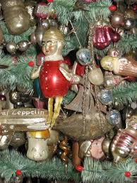 765 best Antique Christmas Ornaments images on Pinterest | Antique ...
