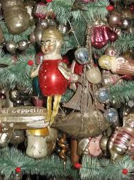 765 best Antique Christmas Ornaments images on Pinterest | Antique ...