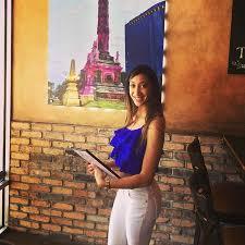 Restaurant Hostess Hostess Picture Of Barrio Latino Restaurant Davie