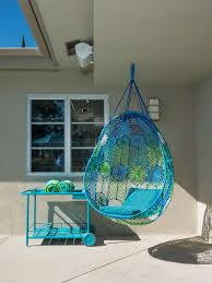 blue hanging chairs for bedrooms. Bedroom : Best Blue Simple Laminated Hanging Chair For Decor With Cream Plain Painted Wall Also Rectangle Frame Glass Sliding Window Your Chairs Bedrooms B