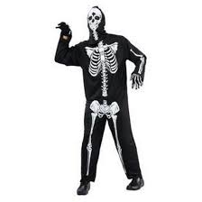Argos Skeleton Jumpsuit Costume £12.491 Of 17 Sc 1 St Manchester Evening  News