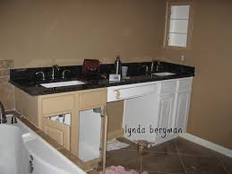 Kitchen And Bath Cabinets Painted Bathroom Cabinets 17 Best Ideas About Painting Bathroom