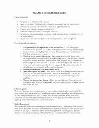 50 Fresh Resume Cover Letters Sample Resume Writing Tips Resume