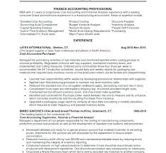 Production Accountant Sample Resume Adorable Sample Staff Accountant Job Description Examples In Word Cost