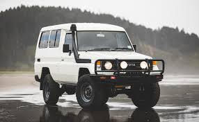 70 series troopy Toyota Landcruiser | ih8mud | Toyota 70 series ...