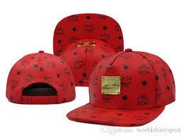 we provide wide colletion of sports caps and fashion hats pls feel free to contact us if you need more mcm snapbacks red leather