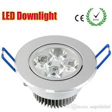 china high quality led retrofit recessed lighting fixture spotlight led ceiling light 5w led downlight indoor