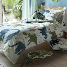 catherine lansfield dino childrens bedding set