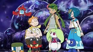 Pokemon Sun And Moon Ultra Adventures Episode List Wikipedia