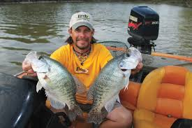 Crappie Lure Colors