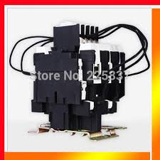 online buy whole ac contactor from ac contactor shipping cj19 95 220v 95a switching change over switchover capacitor ac contactor for