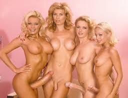 Big dick she-male lesbians