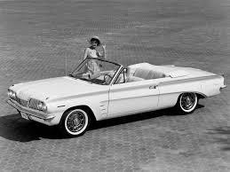 1962 Pontiac Tempest 1962 Pontiac Tempest Lemans Convertible 2167