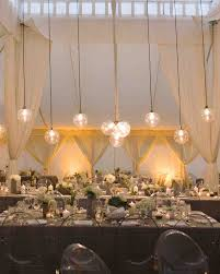 lighting ideas for wedding reception. perfect ideas 33 tent decorating ideas to upgrade your wedding reception  martha stewart  weddings in lighting for