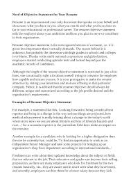 What You Need On A Resume Resume How To Write Objective Resume Vs Cv