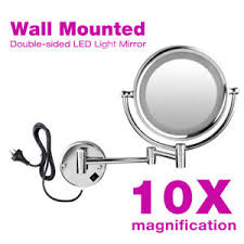 image is loading 10x magnification 8 5 inch double side led