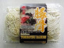 front label sun noodle brand tonkotsu ramen kit back label nutrition facts