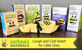 Natural Cough And Cold Relief For Children Zarbeescough Mc