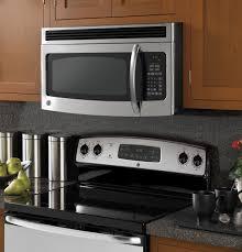Ge Profile Microwave Repair Ge Spacemakerar Over The Range Microwave Oven Jnm1541snss Ge