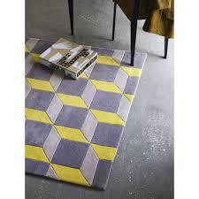 pretentious yellow grey rug uk roselawnlutheran