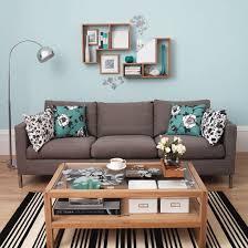 Living Room, 12 Modern Inspiring Blue Living Room Decorations: Modern  Minimalist BLue Living Room