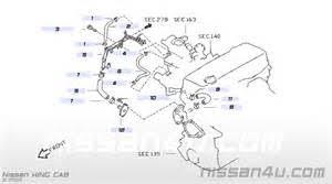 similiar nissan 2 4 liter engine diagram keywords jeep cherokee ground wire diagram besides 97 nissan quest intake
