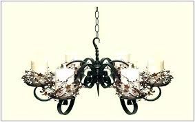 votive candle chandelier outdoor top wrought iron candle chandelier australia