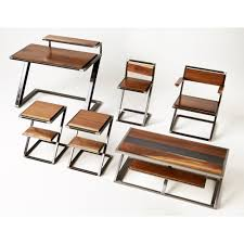 contemporary industrial furniture. miterz line modern industrial furniture collection cauv design custom contemporary s